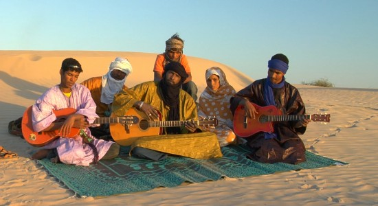 Group Amanar Performance on the Dunes
